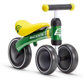 s'cool pedeX first Kids Push Bikes Children green
